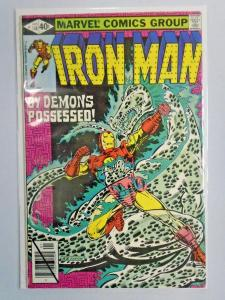 Iron Man (1st Series) #130, Direct Edition, 6.0 (1980)
