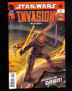 Star Wars: Invasion - Rescues #2 (2010)