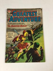 My Greatest Adventure 72 3.5 Cover Detached Dc Silver Age