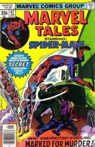 Marvel Tales (2nd Series) #87 FN; Marvel   save on shipping - details inside
