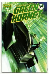 Green Hornet #2 (Dynamite, 2010) VF/NM