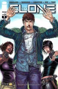 Clone #9 VF/NM; Image | save on shipping - details inside