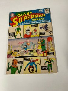 Giant Superman Annual 5 4.0 Very Good Vg Dc Silver Age