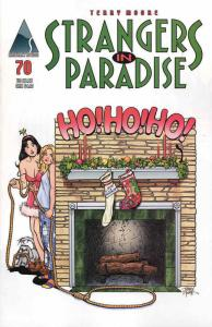Strangers in Paradise (3rd Series) #70 VF/NM; Image | save on shipping - details