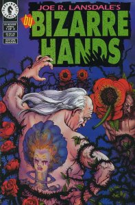 By Bizarre Hands #1 VF/NM; Dark Horse | save on shipping - details inside