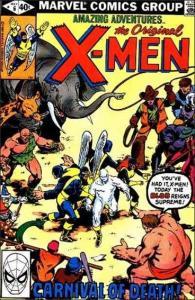 Marvel AMAZING ADVENTURES (1979 Series) #6 FN/VF