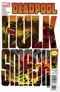 Deadpool (3rd Series) #38 VF/NM; Marvel | save on shipping - details inside