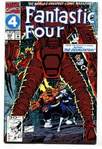 Fantastic Four #359-1991-First appearance DEVOS THE DEVASTATOR NM-
