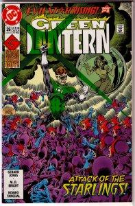 Green Lantern   vol. 3   # 26 VF (Evil Star Rising 1)