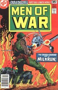 Men of War (1977 series) #7, Fine+ (Stock photo)
