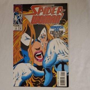 Spider-Woman 1 Near Mint- Cover pencils by John Czop