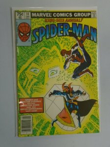 Spider-Man Annual #14 sews stand edition 4.0 VG water stained (1980)