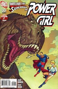 Power Girl (3rd Series) #22 FN; DC | save on shipping - details inside