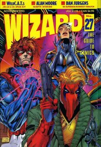 Wizard: The Comics Magazine #27 VF/NM; Wizard | save on shipping - details insid