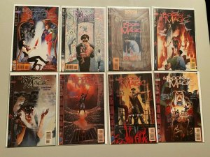 Books of Magic comic lot 41 different from #4-57 + 2 annuals 8.5 VF+ (1994-99)