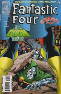 Fantastic Four (Vol. 1) #409 VF/NM; Marvel   save on shipping - details inside