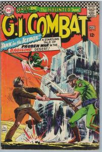 GI Combat 117 May 1966 VG (4.0)