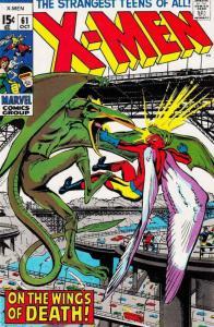 X-Men (1st series) #61 (2nd) FN; Marvel | save on shipping - details inside