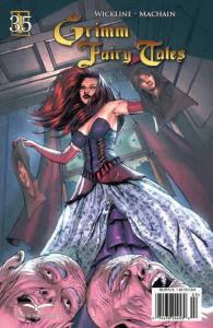 Grimm Fairy Tales #35A VF/NM; Zenescope | save on shipping - details inside