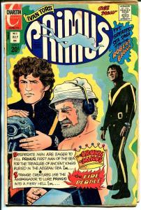 Primus #5 1972-Charlton-Ivan Tors-Robert Brown-VG