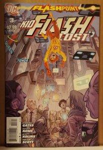 Flashpoint: Kid Flash Lost #3 (2011)