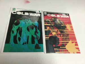 Cold War 1 2 Nm Near Mint Aftershock Comics
