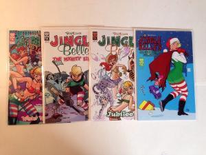 Jingle Belles 1-4 Near Mint Lot Set Run Paul Dini