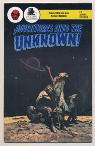 Adventures into the Unknown (1990 A-Plus) #2 VF