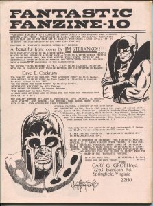 Rocket's Blast Comicollector  #65 1967-Don Newton-early fanzine-buy / sell ad...