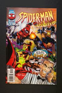 Spider-Man Unlimited #14 December 1996