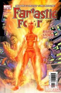 Fantastic Four (2003 series) #521, NM (Stock photo)