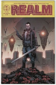 The Realm #1 2nd Printing October 2017 Image Comics