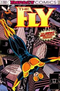 Fly (1991 series) #1, Fine+ (Stock photo)