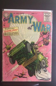 Our Army at War #47 (1956)