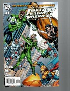 13 Comics Justice League Of America #41 42 43 44 45 47 48 49 50 51 52 53 54 J439