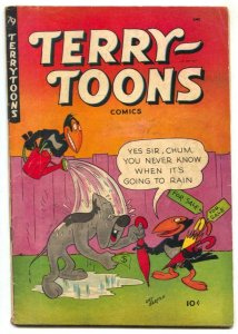 Terry-Toons #79 1949- MIGHTY MOUSE- VG