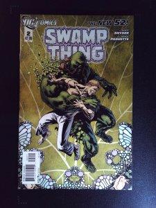 Swamp Thing #2 (2011)