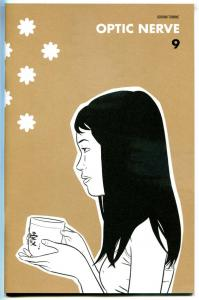 OPTIC NERVE #9, NM, Adrian Tomine, 1995,Drawn and Quarterly, 1st, more in store