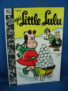 MARGES LITTLE LULU 8 F VF 1949 DELL