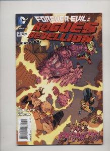 Forever Evil: Rogues Rebellion #2 (2014)