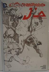 JLA: Justice League of America #6 Variant