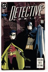 Detective Comics #647 vf/nm 1992 1ST appearance of SPOILER - DC