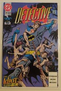 Detective Comics; Issue #639
