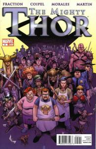 Mighty Thor, The #5 VF/NM; Marvel | save on shipping - details inside