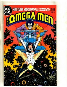 Omega Men # 3 NM DC Comic Book 1st LOBO Appearance HOT KEY Issue! HJ9