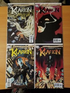 Klarion 1-4 Complete Set Run! ~ NEAR MINT NM ~ 2005 DC Comics