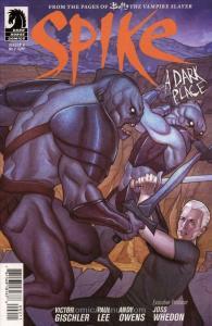 Spike (Dark Horse) #2 VF/NM; Dark Horse   save on shipping - details inside