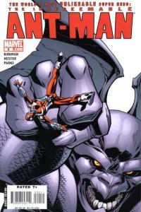 Irredeemable Ant-Man #9, NM + (Stock photo)