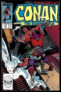 Conan the Barbarian 215 NM+ 9.6 Marvel 1989 Uncertified FREE SHIP