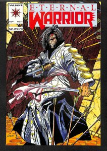 Eternal Warrior #4 VF+ 8.5 1st Bloodshot!